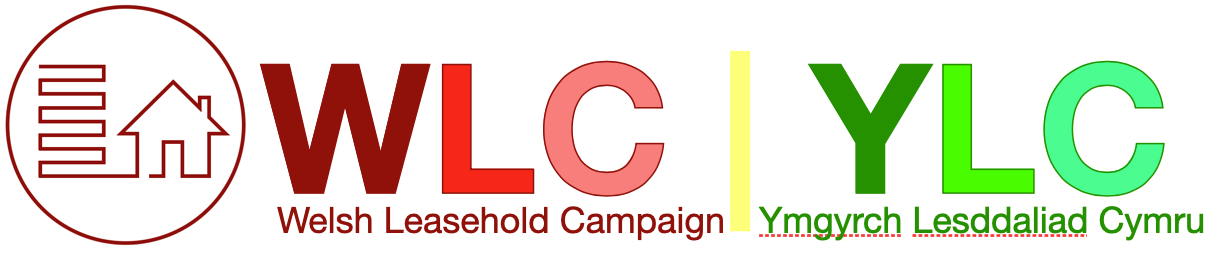 Welsh Leasehold Campaign Logo